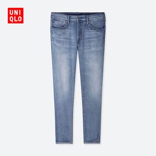 UNIQLO 优衣库 男装 EZY DENIM牛仔裤(水洗产品) 413157