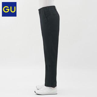 GU 极优 314439 直筒修身卡其裤 (180/94B)