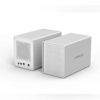 YottaMaster PS500RU3 5盘位 移动硬盘磁盘阵列柜子
