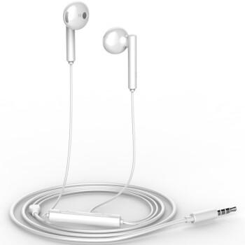 HUAWEI 华为 原装入耳式有线荣耀m (白色、安卓、入耳式)