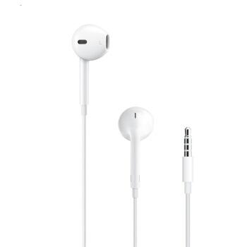 Apple 苹果 耳机原装EarPods 手机 (白色、安卓、入耳式)