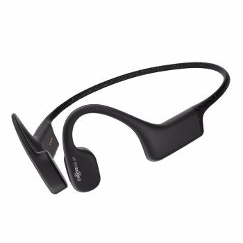 AfterShokz  XTRAINERZ AS700 骨传导挂耳式无线蓝牙耳机 黑色