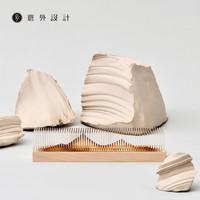 EY-PRODUCTS 隐山香器摆件 枫木款