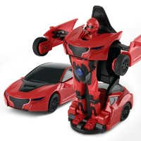 RASTAR 星辉 1:32 汽车变形机器人
