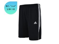 adidas 阿迪达斯 PN40-5-BW 男装运动休闲五分裤