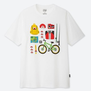 UNIQLO 优衣库 UTGP2019 Pokemon 印花T恤(短袖) 422042