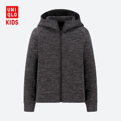 童装 弹力运动连帽外套(长袖) 416724 优衣库UNIQLO