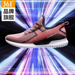 361女鞋运动鞋女2019夏季新款正品透气跑步鞋韩版休闲鞋百搭鞋子