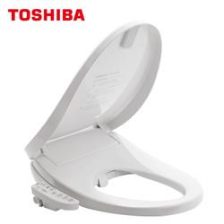 东芝智能马桶盖 洁身器 速热电子坐便盖 日本监制 暖风烘干 PLUS升级版AA