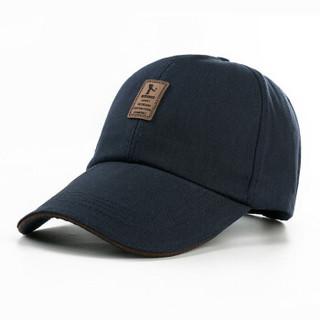 珊诗丽 太阳帽子男士春天夏季女鸭舌帽遮阳帽运动帽透气棒球帽旅游钓鱼米白色可调节