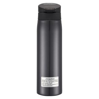 TIGER 虎牌 MCX-A501-KL 梦重力轻巧弹盖不锈钢保温保冷杯/壶黑色 500ml