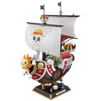BANDAI 万代 海贼王海贼船 拼装模型 30cm 千阳号