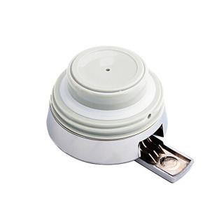 AEA 大容量保温杯保温瓶 钢本色2000ML