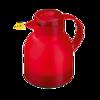 emsa 爱慕莎 保温壶家用水壶大容量暖壶  红色1L  桑巴