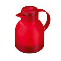 emsa 爱慕莎 桑巴 保温壶家用水壶大容量暖壶  红色1L