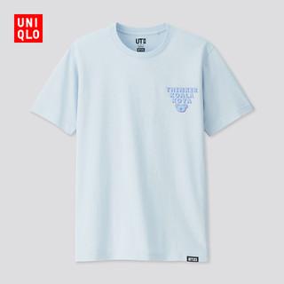 男装/女装  BT21印花T恤 417664 优衣库UNIQLO
