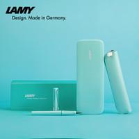 LAMY 凌美 马卡龙狩猎系列 VT3601-BL 钢笔 (礼盒套装、马卡龙蓝、EF尖)