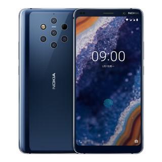 NOKIA 诺基亚 9 PureView 智能手机 6GB 128GB 宇宙蓝