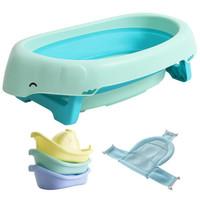 rikang 日康 RK-X1023-1 婴儿洗澡盆 绿色 *2件