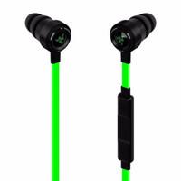 RAZER 雷蛇 运动耳机 (黑色、有线、L型)