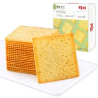 Be&Cheery 百草味 海苔饼干   308g