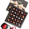 Loncy 萝西 夹心黑巧克力礼盒糖果 250g