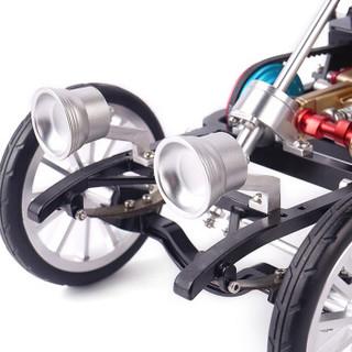 TECHING 土星文化 单缸发动机汽车仿真引擎可发动  DM26