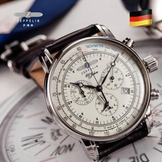 Zeppelin 齊博林 7680 男士石英手表