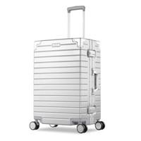 AMERICAN TOURISTER 美旅 美旅铝框拉杆箱  TI1*66003 哑光银色 28英寸