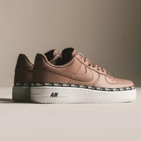 NIKE 耐克 Air Force 1 '07 SE PRM AH6827 女子休闲运动鞋