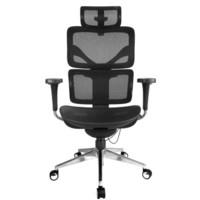 享耀家 SL-F3A 全网电脑椅 2020款 幻影黑 网布坐垫