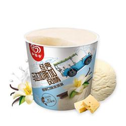 WALL'S 和路雪 经典马达加斯加风情 香草口味 冰淇淋 275g   *8件