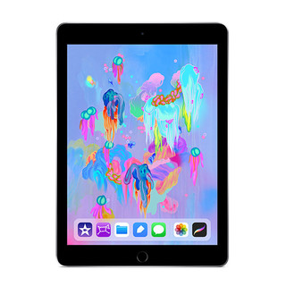 Apple 苹果 2018款 iPad 9.7英寸平板电脑 WLAN 128GB