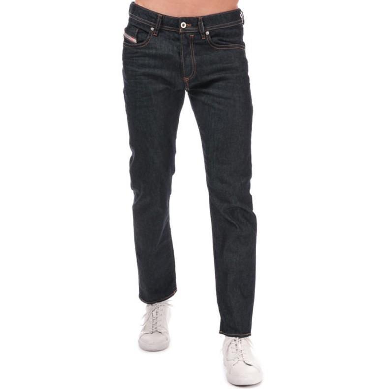 DIESEL 迪赛 Buster Regular Slim Tapered 男士牛仔裤