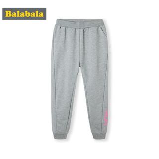 巴拉巴拉 儿童运动裤
