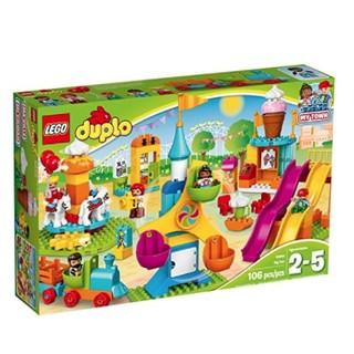 LEGO 乐高 得宝系列 10840 大型游乐园