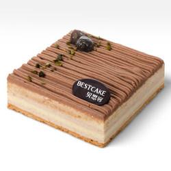 Best Cake 贝思客 朗姆香栗蛋糕  1磅 *2件