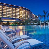三亚蓝湾绿城威斯汀度假酒店2-3晚套餐