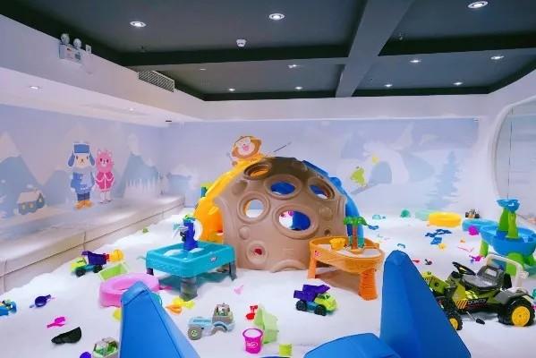上海Mini Mars亲子会所2次卡(含2份中华料理套餐)2店通用