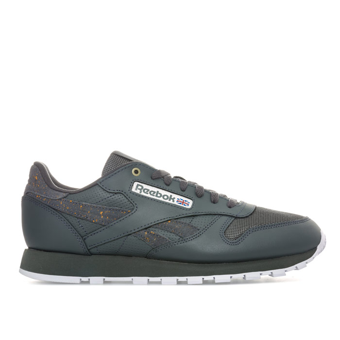 Reebok 锐步 Classic Leather MU 男士休闲鞋 *2件