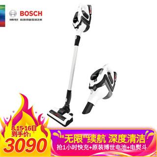 BOSCH 博世 BBS1114CN  吸尘器无线手持立式白色