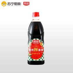 厨邦 鲜酱油 900ml               *2件