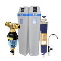 SYR 汉斯希尔 全屋净水套装前置过滤器末端三合一直饮机中央净水/软水机家用净水系统自来水过滤器 全屋净水套装  WS-2314-20-010
