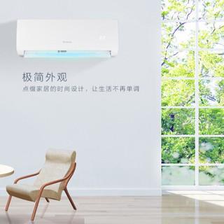 SHANGLING 上菱 KFRd-35GW/SH3D 1.5匹 定频冷暖壁挂式空调 (白色、1.5匹、冷暖、定频)