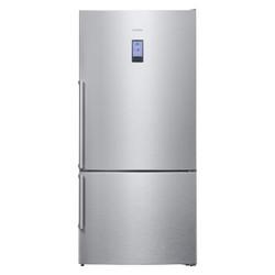SIEMENS 西门子 产地土耳其 进口西门子(SIEMENS)629升 双门冰箱 KG86NAI40C(银色)
