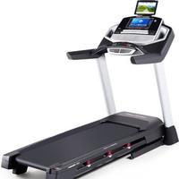 ICON 爱康 跑步机家用静音可折叠智能减震10寸彩色屏商用大跑带走步机健身器材      美国爱康跑步机 PETL15816