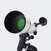 BOSMA 博冠 天文望远镜带消色差技术 儿童学生入门推荐天王102700 天王 110135 (单筒望远镜、102mm、变倍)