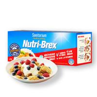 澳洲进口欣善怡Nutri-Brex全谷物即食麦片早餐食品代餐低脂营养燕麦片配水果375g *7件