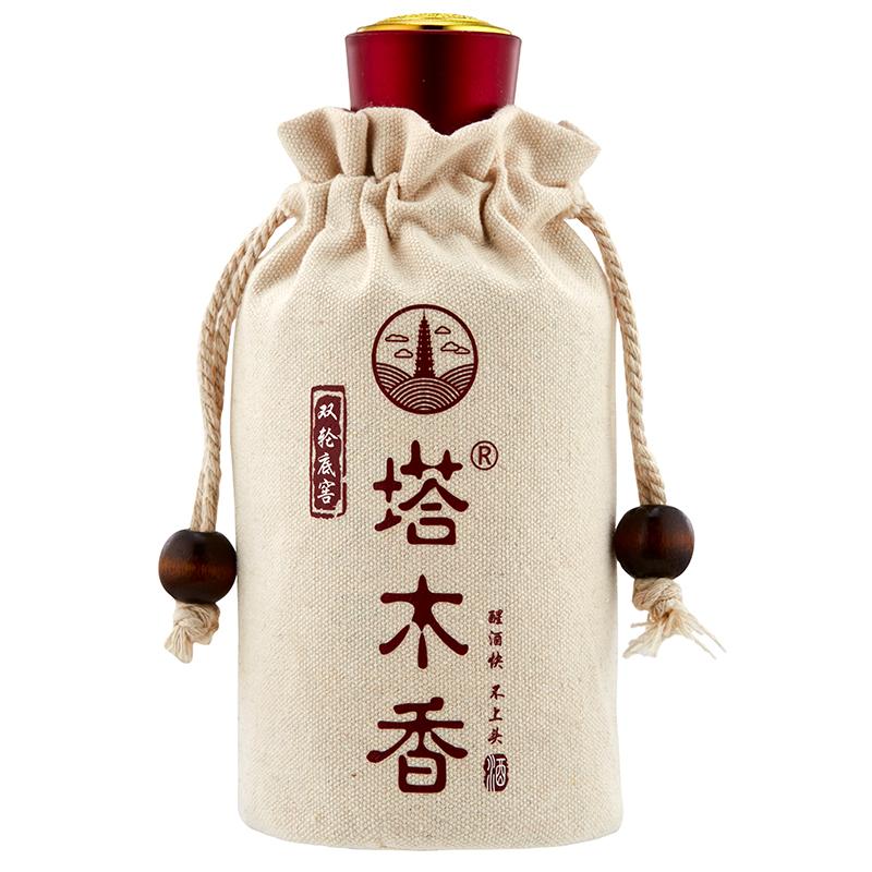 塔木香 纯粮食白酒 52度 500ml *2件