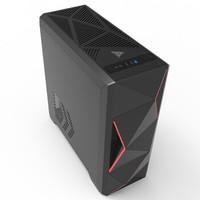 IPASON 攀升 P37 组装台式机(i5-9400F、8GB、240GB、RTX2060 SUPER)